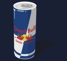 Dead Bull can by R-evolution GFX