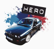 BMW E30 M3 by Sharknose
