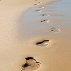 Footsteps by Margaret Hamwood
