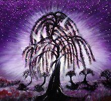 Bob Marley tree by Jazmine Saunders