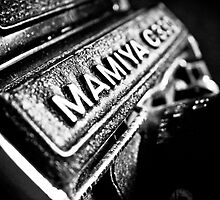 Mamiya Mia! by Chris Cardwell