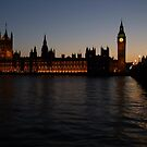 Westminster at Sunset (2) by Themis
