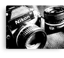 Nikon F2.2 Canvas Print