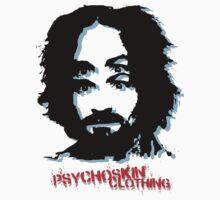 Charles manson by Psychoskin