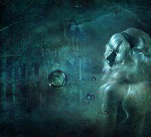 Deep Down... by Svetlana Sewell