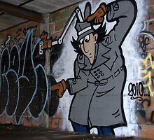 Inspector Spraycan by Devny