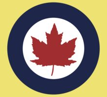 Royal Canadian Air Force Insignia (1946-1965) Kids Clothes