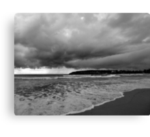 Storm Looming, Manly, Sydney, NSW, Australia Canvas Print
