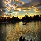 Retiro Sunset by Merlina Capalini