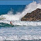 Cabba Surfer by John Van-Den-Broeke