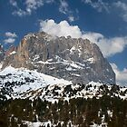 Early spring in Dolomites by sorinab