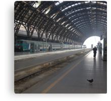 Milan - I Travel Canvas Print