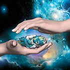 The Earth Healing Project by Desirée Glanville AKA DevineDayDreams