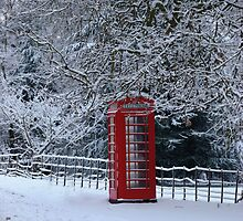 - Country phone box by Christopher Cullen