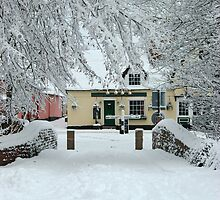 - The Peacock Inn, Chelsworth, Suffolk #1 by Christopher Cullen