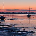 Heybridge Basin 05.55 am Essex  UK by James  Key