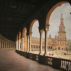 Plaza de España - Sevilla by rentedochan