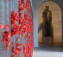 The Wall of Honor by elsha
