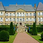Chateau Dree, Burgundy, France by TeaCee