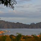Afternoon in Coron by ButchConcepcion