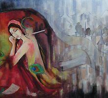 Twilight Drizzles  by artsmitten