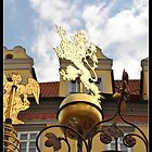 golden lion by kippis