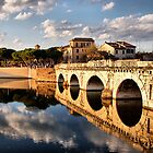 Bridge reflections by Francesco Malpensi