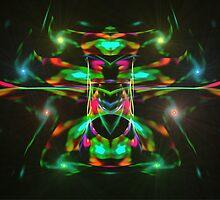 Escher Christmas Lights  (UF0224) by barrowda