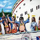 &#x27;Elvis &amp; Jesus on a Cruise&#x27; by Jerry Kirk