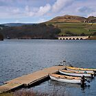 Ladybower Boats.. by Michelle McMahon