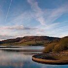 Ladybower Reservoir, Derbyshire by Michelle McMahon