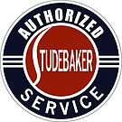 Studebaker Service vintage sign by htrdesigns