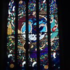church window by dennis wingard