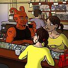 I Met the Devil at Pellegrini's by Angelo Madrid