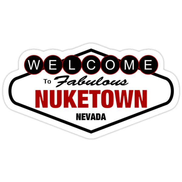 Nuketown - Call of Duty: Black Ops by robotrobotROBOT