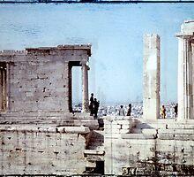 Acropolis 1968 by pennyswork