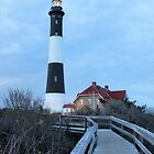 Long Island Lighthouse, Fire Island by SuddenJim