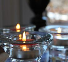 R3 Candles by PattiKing