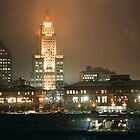 Providence at Night IV by David Okon