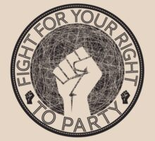 Fight For The Right  by modernistdesign