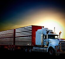 Without Trucks Australia Stops!  by Anna Ryan
