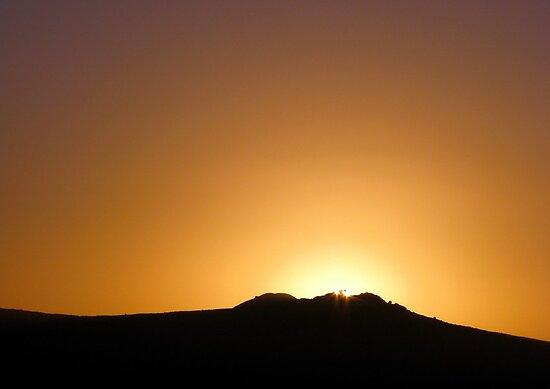 Sunrise in Paternoster by Elizabeth Kendall