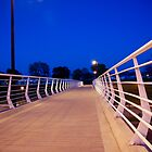 A Bridge into the Night by boukou9