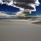 White Sands  by Laughing Bones