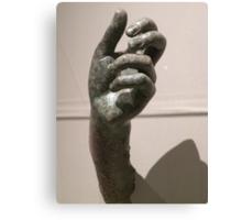 hand of Apollo Sauroktonos {Lizard-Slayer} 350~275 BCE Canvas Print