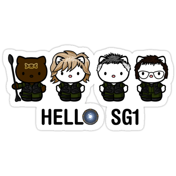 Hello SG1 by TheRandomFactor