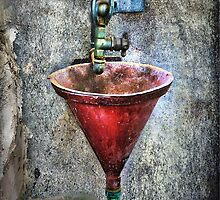 the original red bubbler by carol brandt
