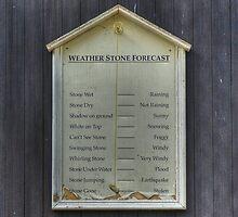 The Scottish Weather Forecast by VoluntaryRanger
