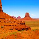John Ford&#x27;s Monument Valley by JohnDSmith