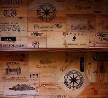Wine Boxes. Stresa, Italy 2011 by Igor Pozdnyakov